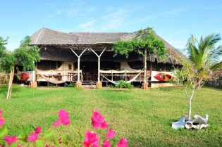 Lodge am Traumstrand in Pemba