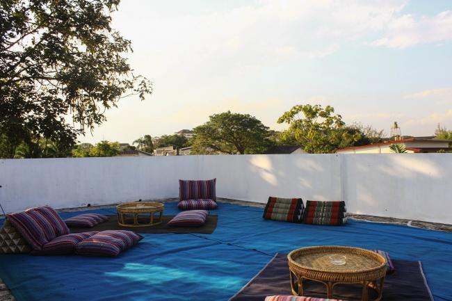 urlaub im linda guesthouse chiang mai thailand travel. Black Bedroom Furniture Sets. Home Design Ideas