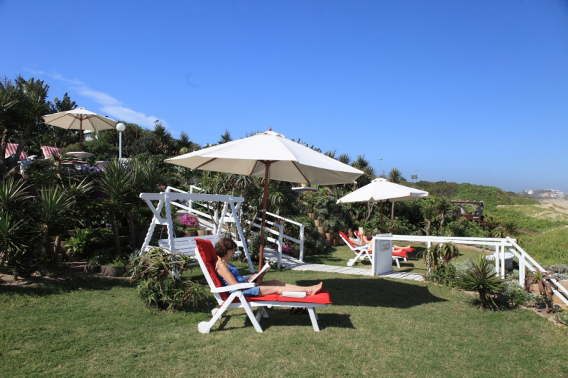 Haus am Strand in Wilderness Gardenroute deutsch