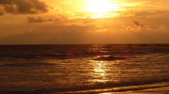 Sunset Barrigona - Costa Rica -