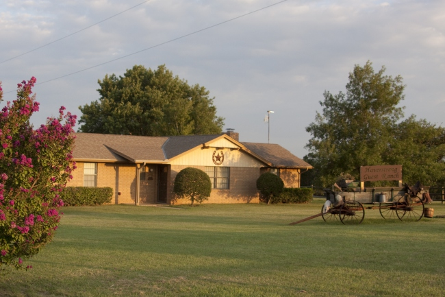 Unsere Haverstreng Guest Ranch - USA -