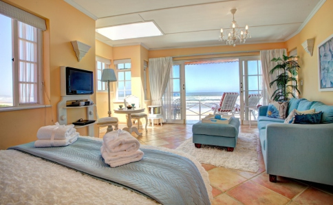 Haus am Strand in Wilderness an der Gardenroute