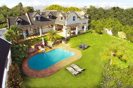 Lodge in Somerset West mit tollem Garten