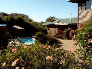 Bed & Breakfast in Knysna an der Gardenroute