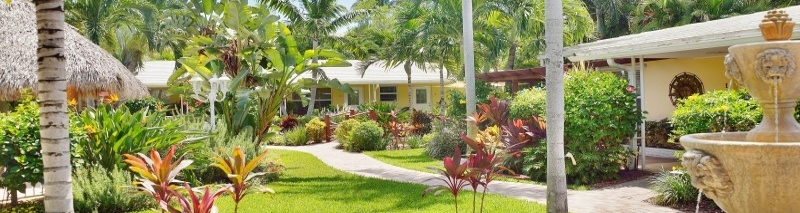 Apartmenthotel in Delray Beach in Strandnähe