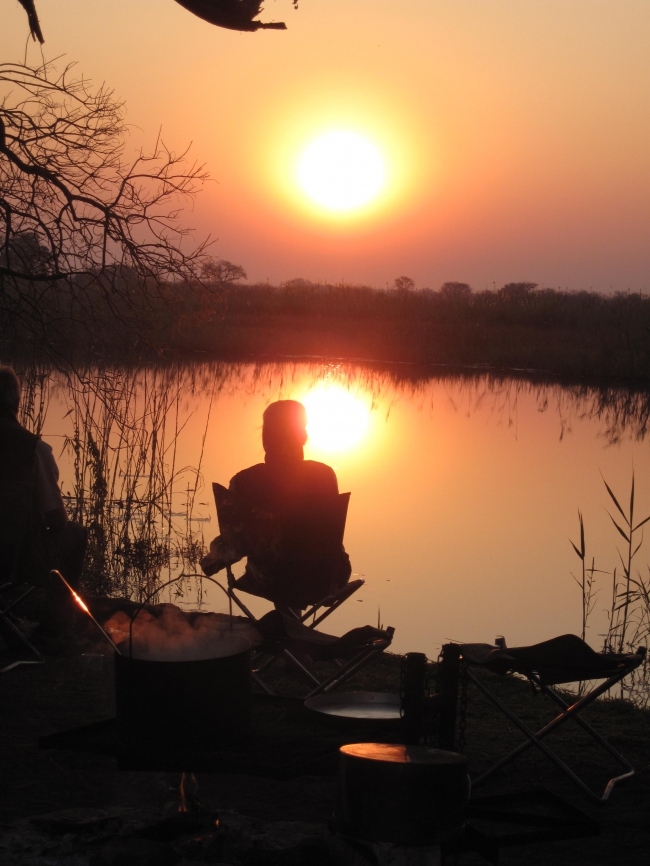 Eine Safari in Afrika... - Namibia -