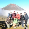 Tongariro Crossing mit deutscher Reisegruppe