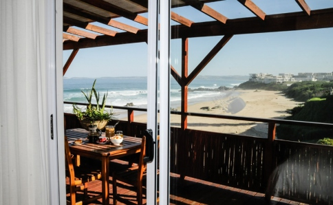 Strandlodge direkt am Meer in Plettenberg Bay