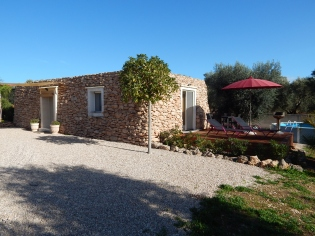 Komfortables Ferienhaus in Apulien - traditioneller Trullo nah am Meer
