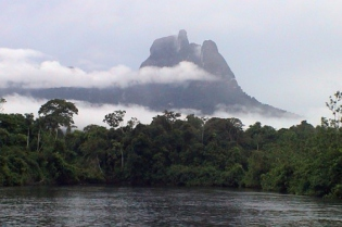 Expeditionen und Trekkingtouren im Amazonas-Gebiet