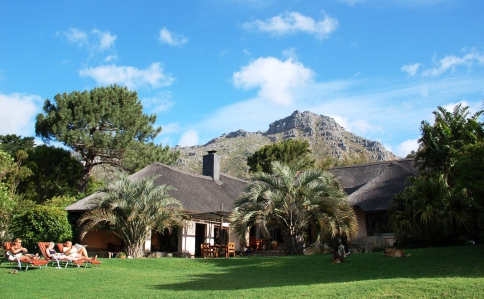 Lodge in toller Natur in Hout Bay, Kapstadt