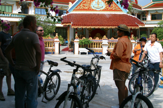 Die beliebteste Tour Colors of Bangkok - Thailand -