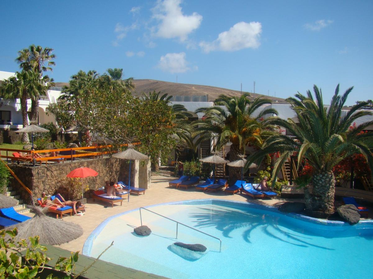 Costa Caleta Hotel In Fuerteventura