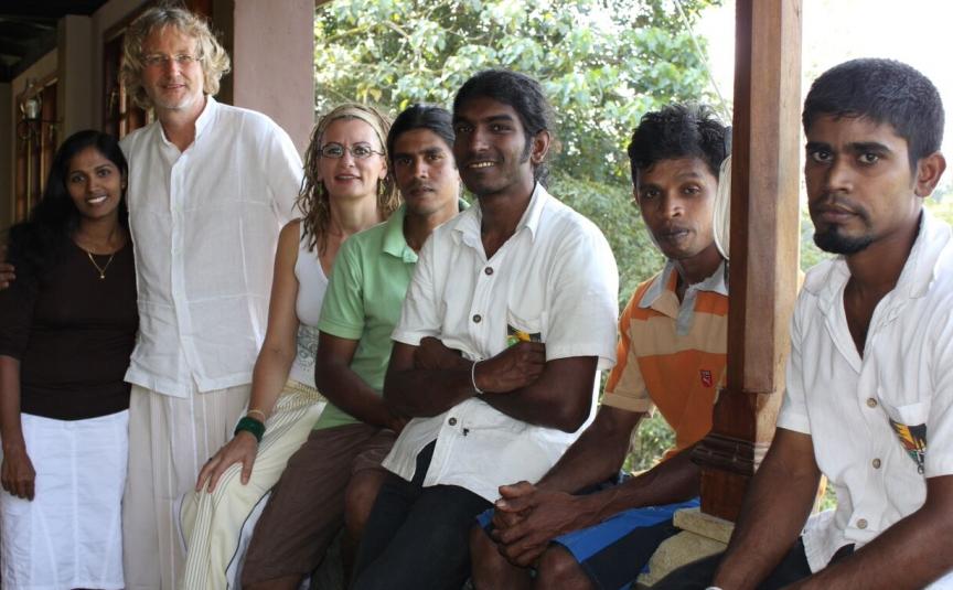 Zusammenleben in Sri Lanka