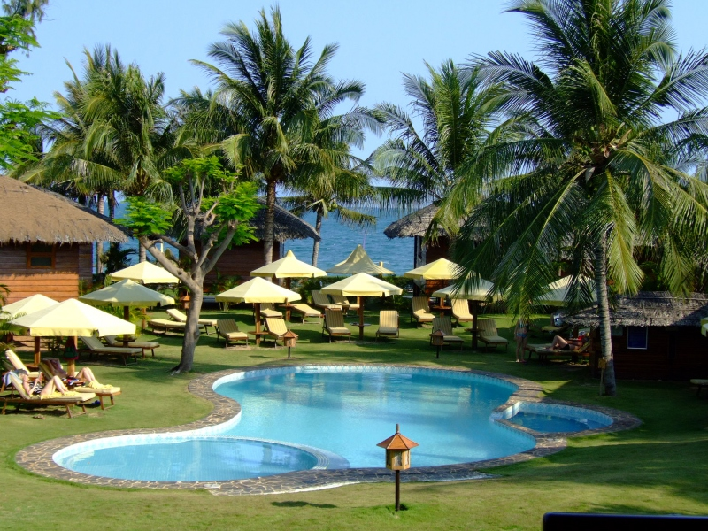 Coco Beach Resort Mui Ne