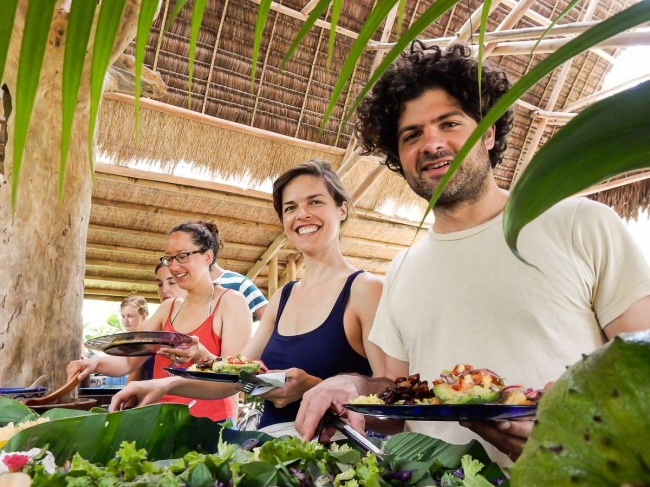 Buffet - Costa Rica -