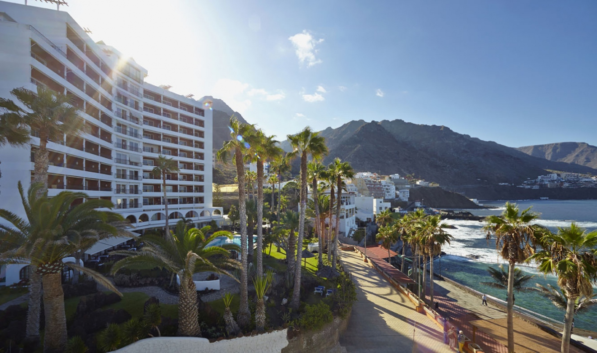 Yoga wellnessurlaub im kurhotel auf teneriffa deutsch for Design hotels teneriffa