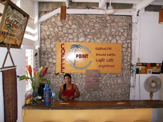 Unser Coffee Point - Philippinen -