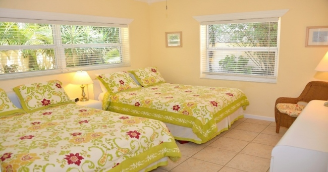 Schlafzimmer Orchid Suite - USA -