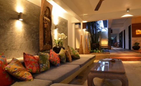 Boutique Guesthouse in Strandnähe auf Phuket