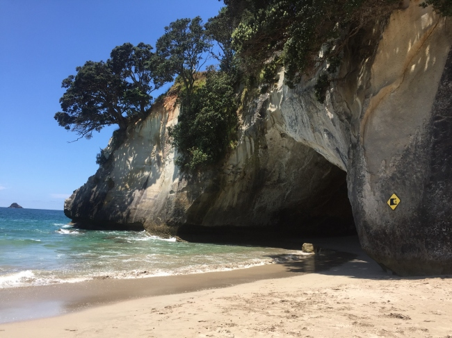 Cathedral Cove - Neuseeland -
