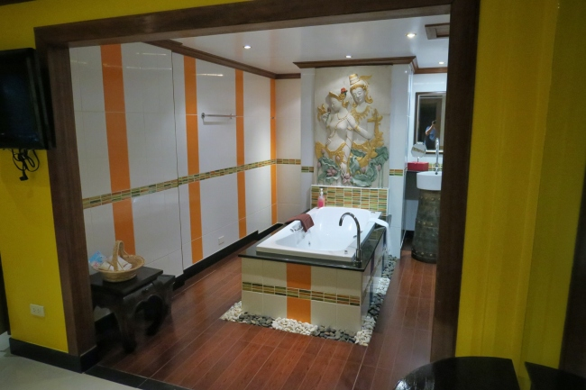 Whirlpool Deluxe Zimmer - Thailand -