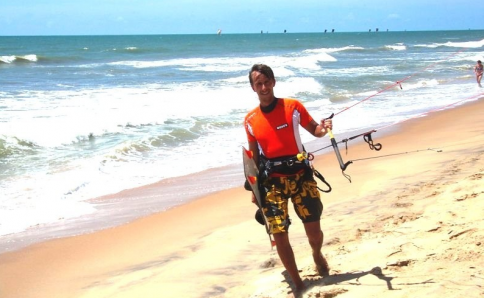 Beach-Hotel in Negombo und Kitesurf-Resort in Talaimannar