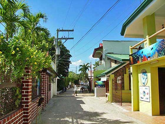 Unsere Backpacker Lodge - Philippinen -