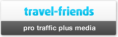 Angebotspaket travel-friends pro traffic plus media