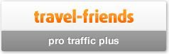 Angebotspaket travel-friends pro traffic plus